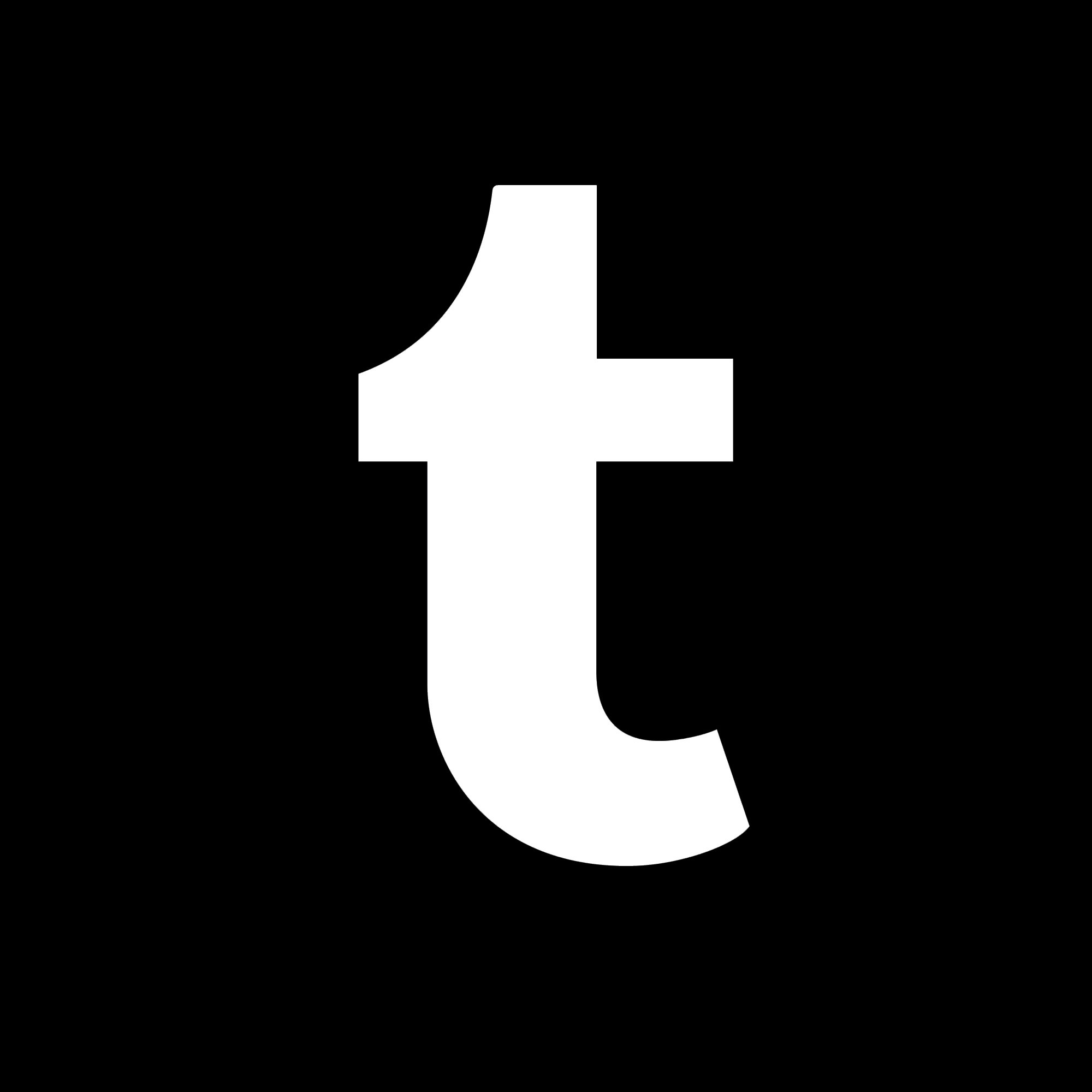 Tumblr Logo, Tumblr Symbol, Meaning, History and Evolution - photo#7
