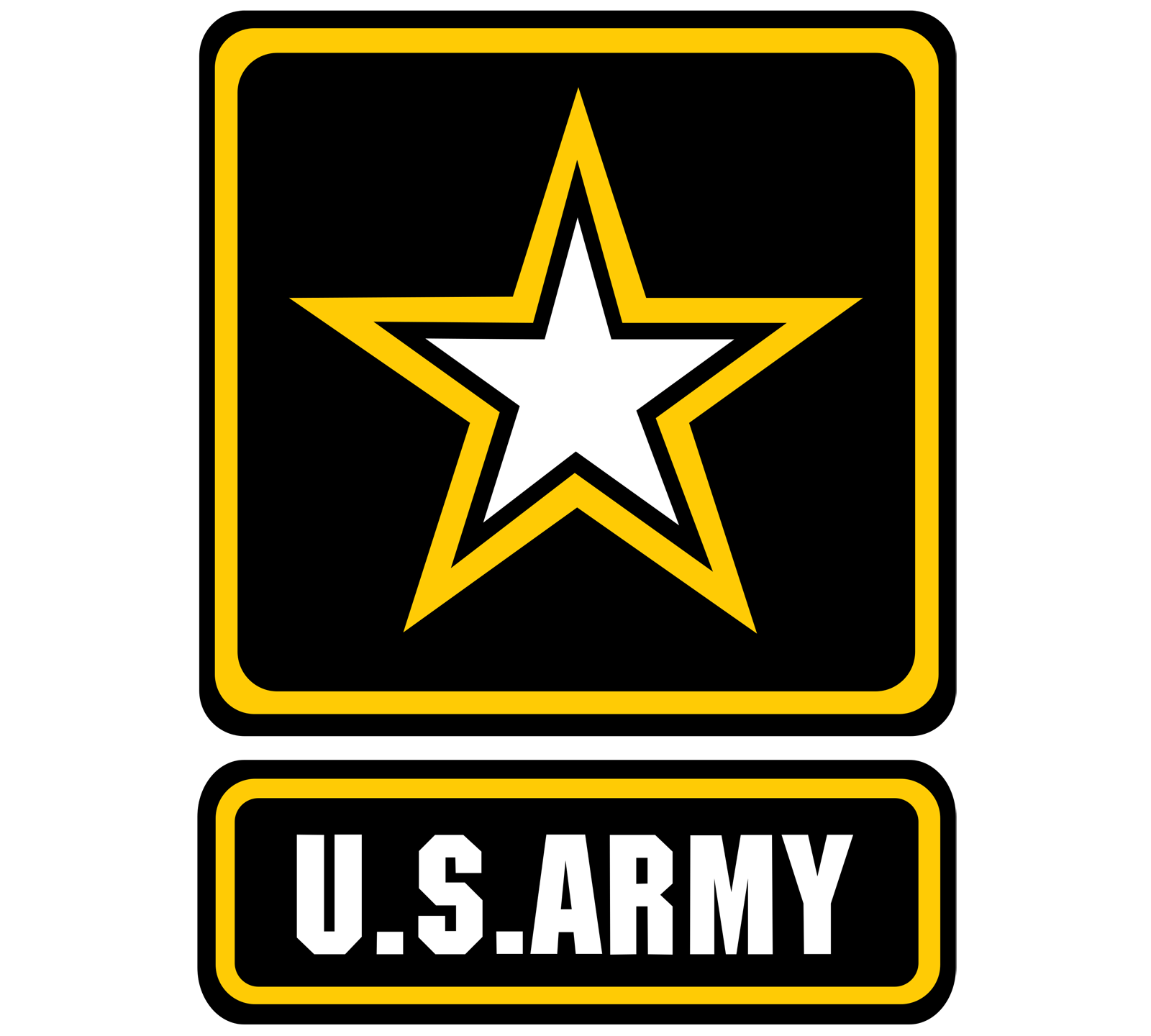One Story U S Army Logo U S Army Symbol Meaning History And