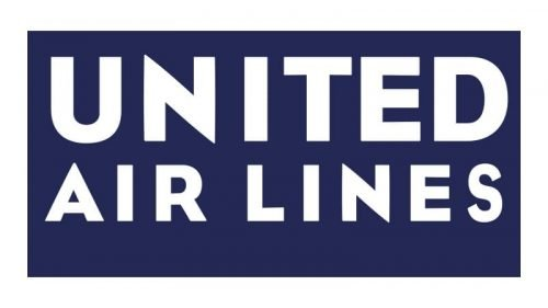 United Airlines Logo 1933