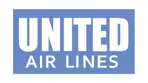 United Airlines Logo 1935