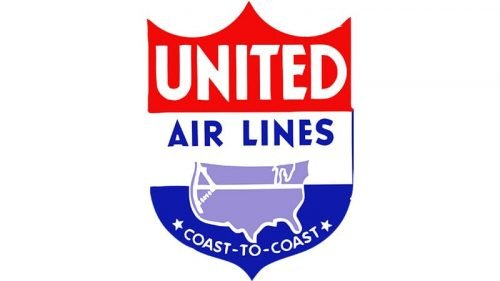 United Airlines Logo 1939