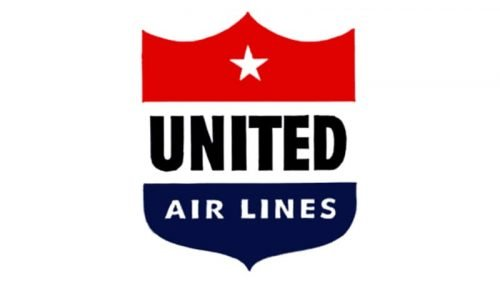 United Airlines Logo 1940