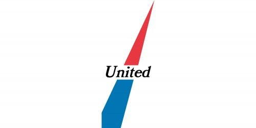 United Airlines Logo 1971