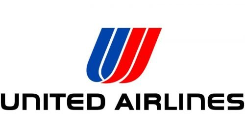 United Airlines Logo 1974