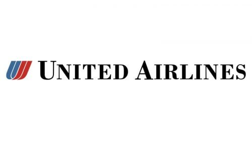 United Airlines Logo 1993