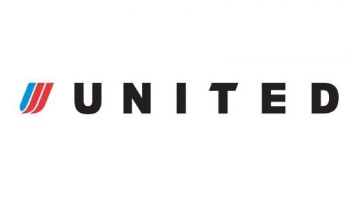 United Airlines Logo 1998