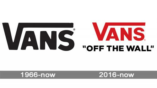 Vans Logo history