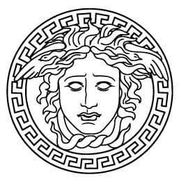 Versace Logo 1993
