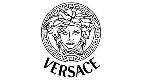 Versace Logo 1997