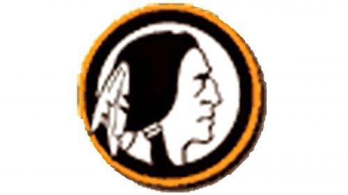Washington Redskins Logo 1933