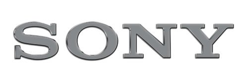 Sony Logo Gray