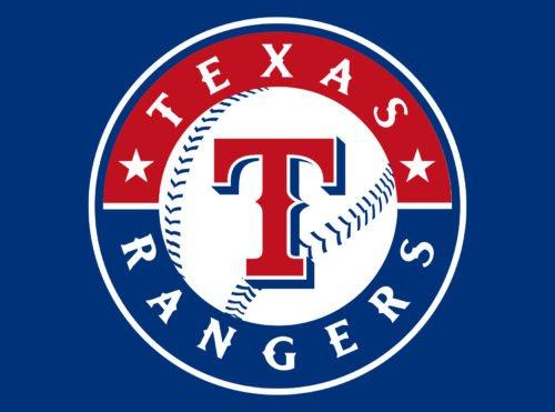 emblem Texas Rangers