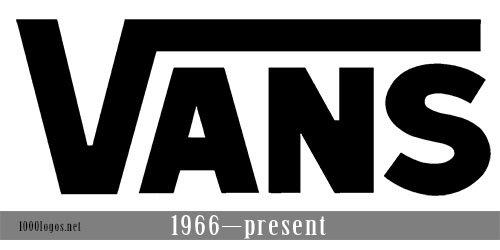 history Vans Logo
