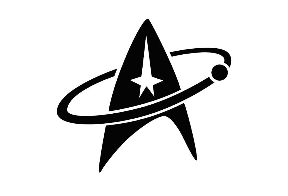 Star Trek Logo Star Trek Symbol Meaning History And Evolution
