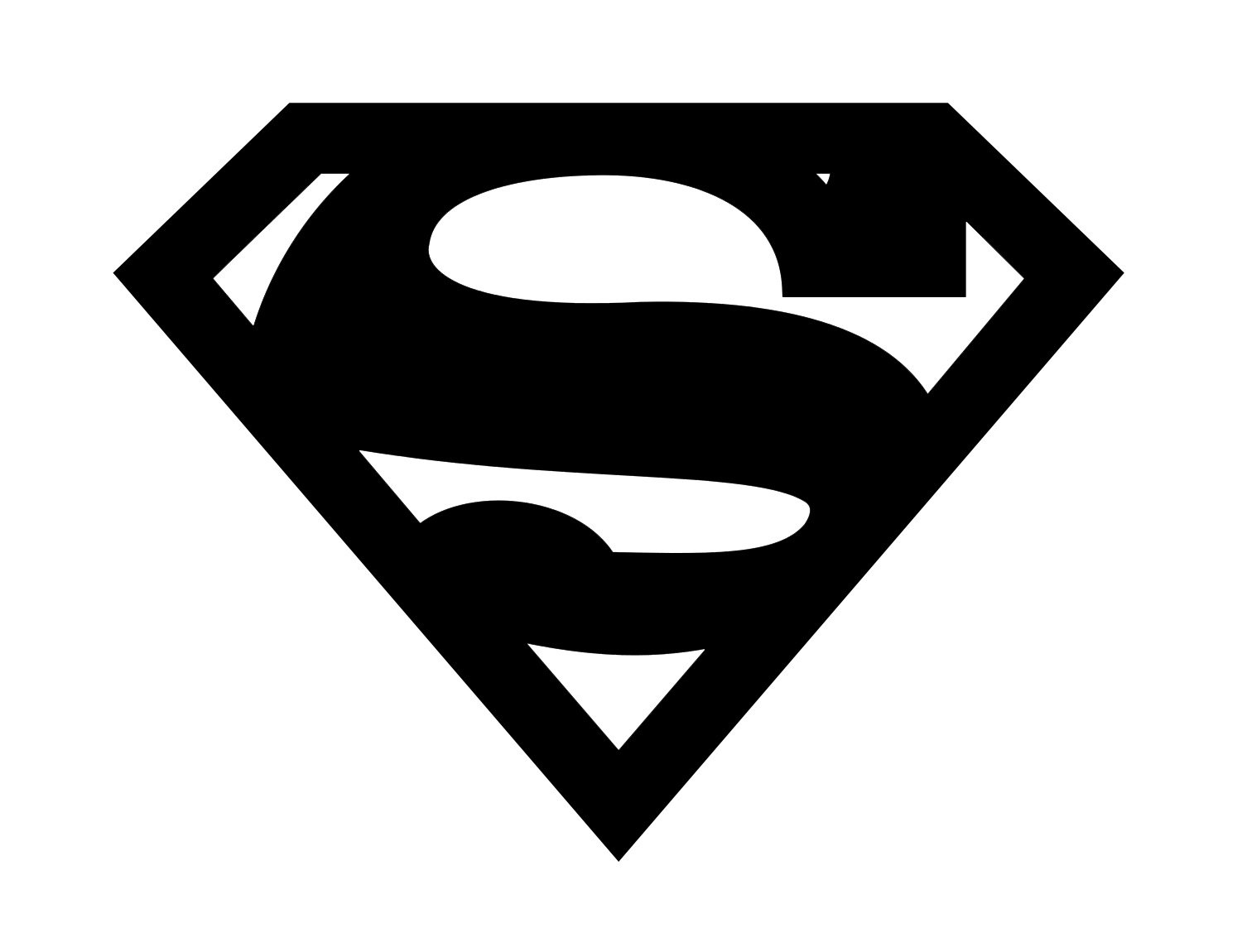 Since 1941 Supermans Chest Logo Has Been Modified More Than 15 Times Most Modifications However Were Hardly Visible And Included Nothing