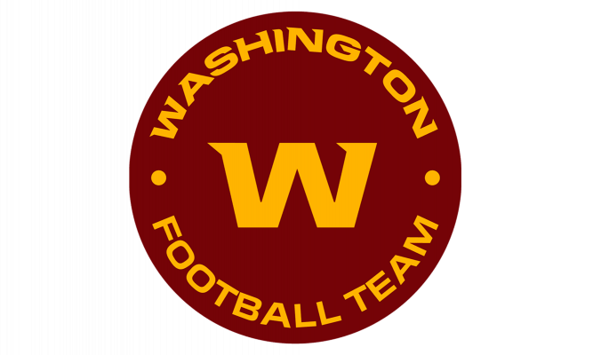 Washington football team emblem