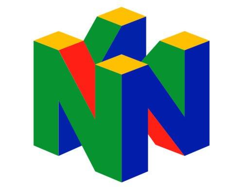 Color N64 Logo