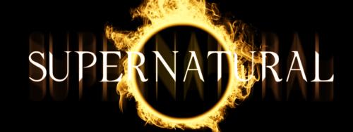 Color Supernatural Logo