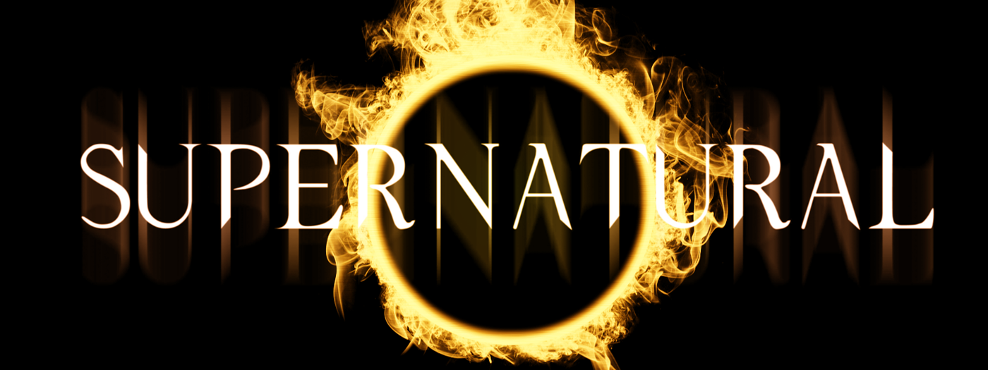 Supernatural Logo Supernatural Symbol Meaning History And Evolution
