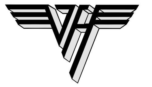 Color Van Halen Logo