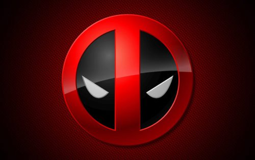 Deadpool logo color