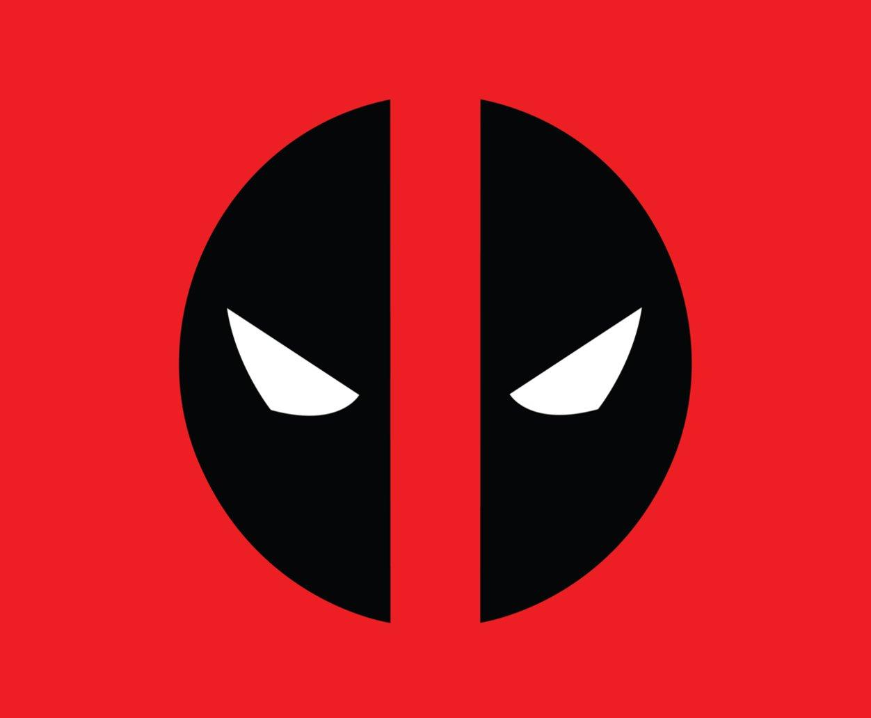 Image Result For Deadpool Logo Wallpaper