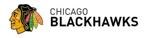 Font Blackhawks Logo
