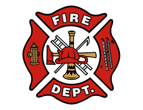 Font Fire Department Logo