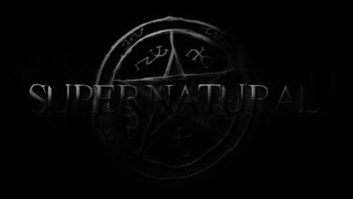 Font Supernatural Logo