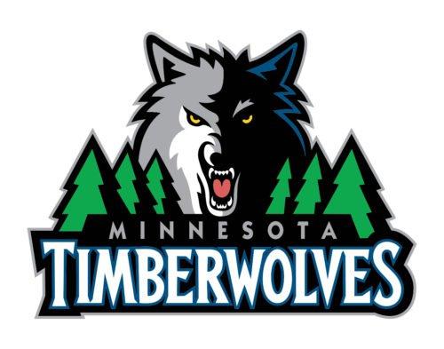 Font Timberwolves Logo