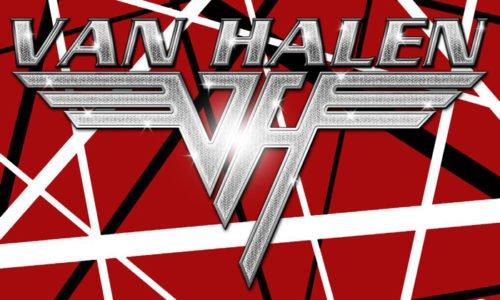 Font Van Halen Logo