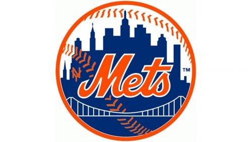 New York Mets Logo 1993