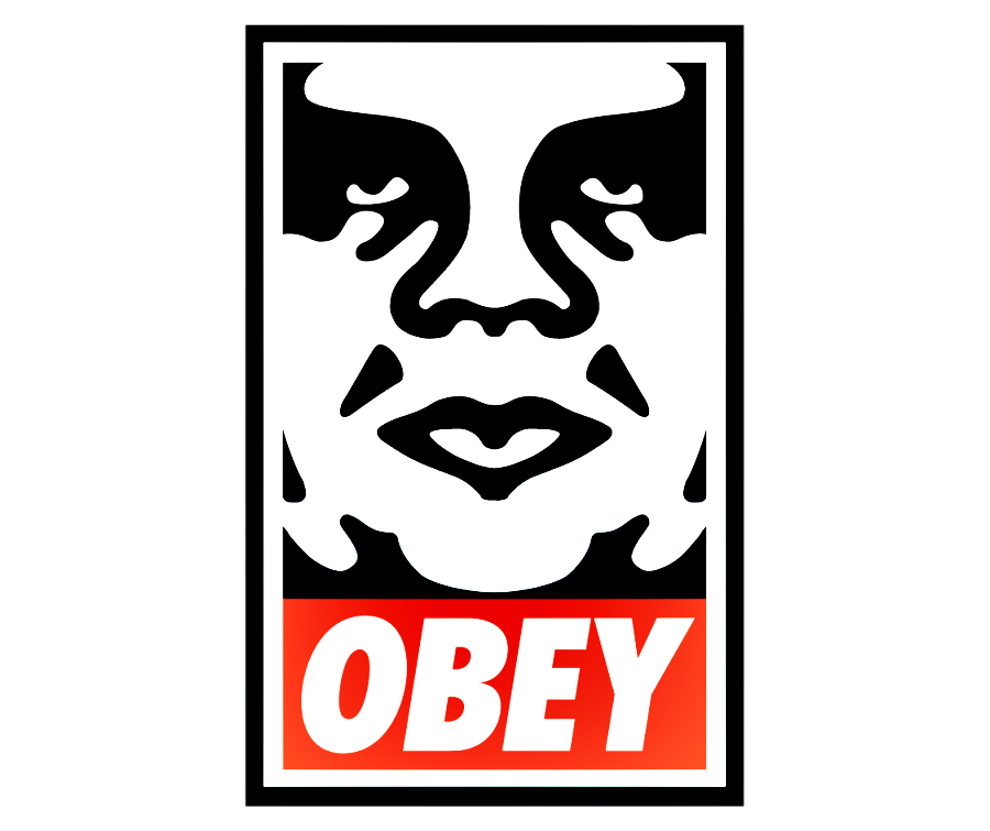 Obey Logo, Obey Symbol, Meaning, History and Evolution