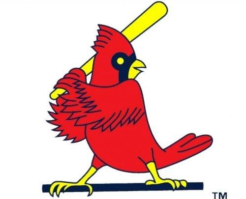 St. Louis Cardinals Logo 1956