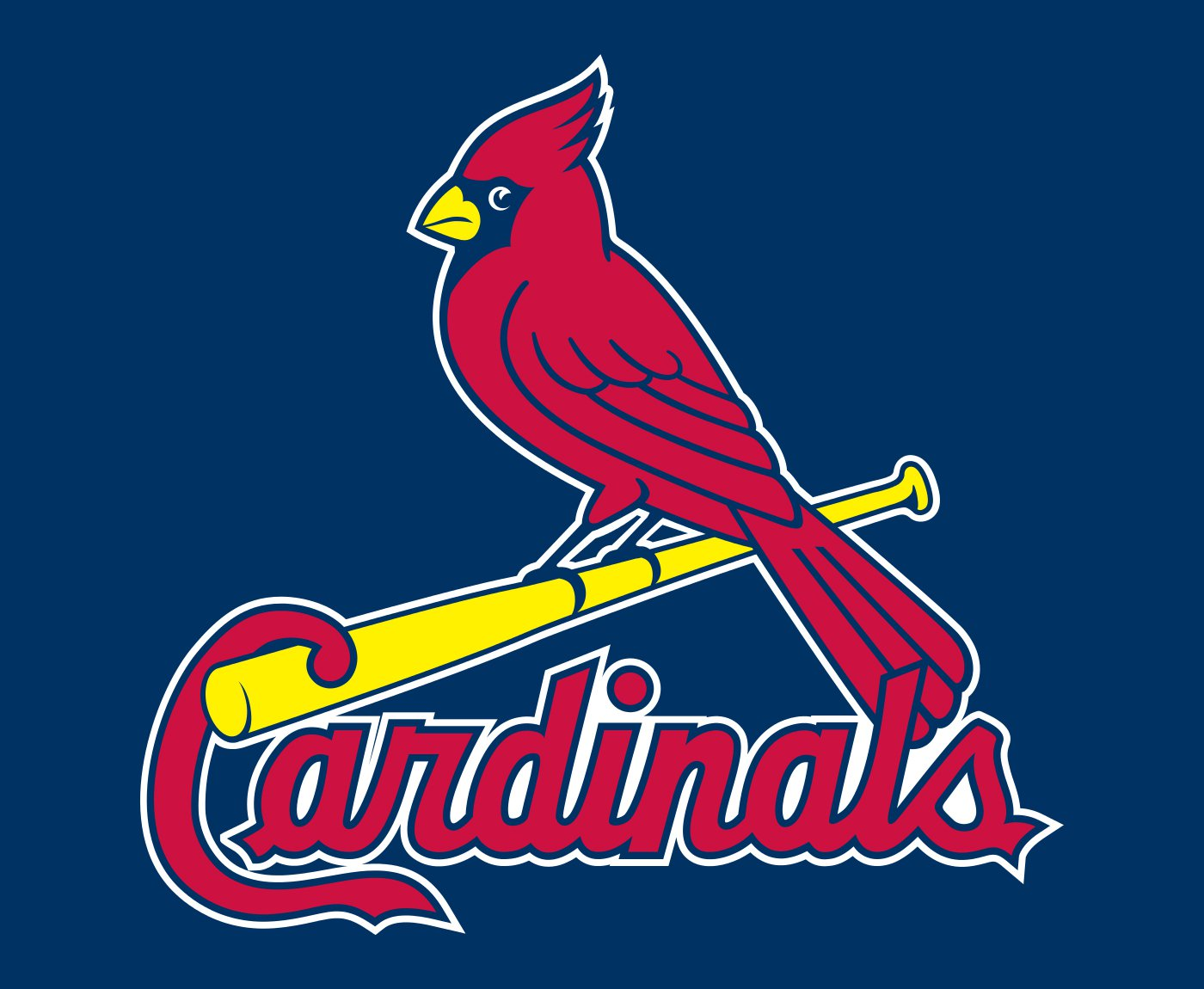 color of the st louis cardinals logo