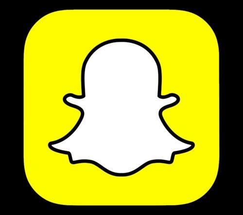 Symbol Snapchat