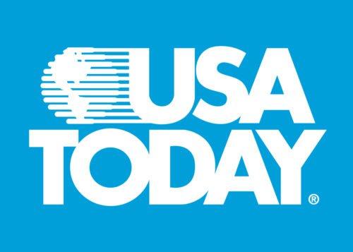 USA Today Logo Emblem