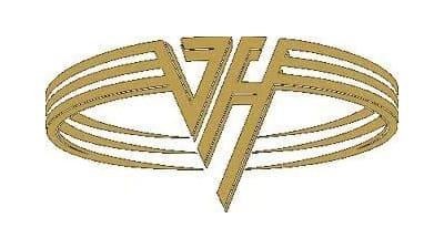 Van Halen Logo 1986
