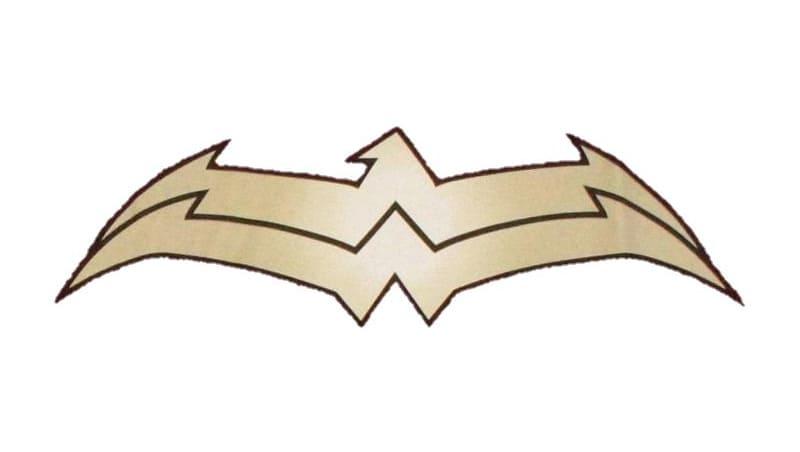 Wonder Wonman Logo 2011 - 2016