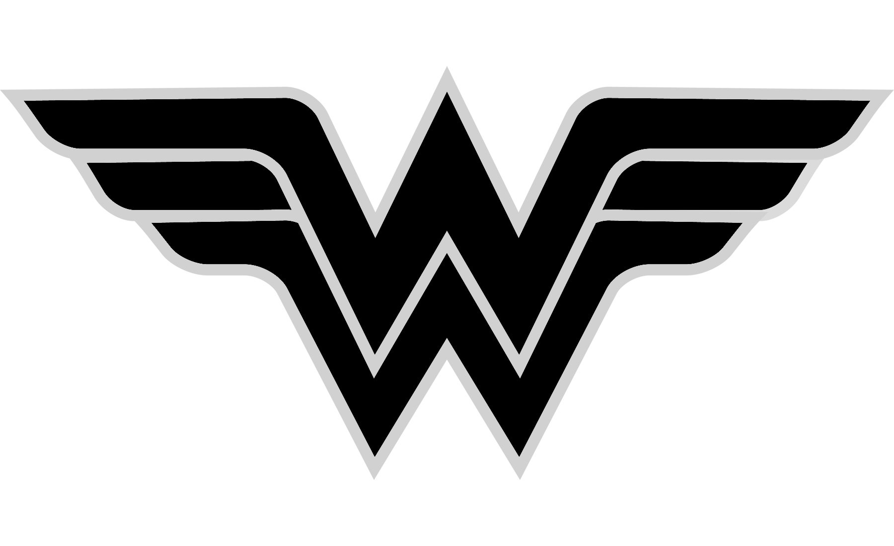 Wonder Woman Logo, Wonder Woman Symbol, Meaning, History ...