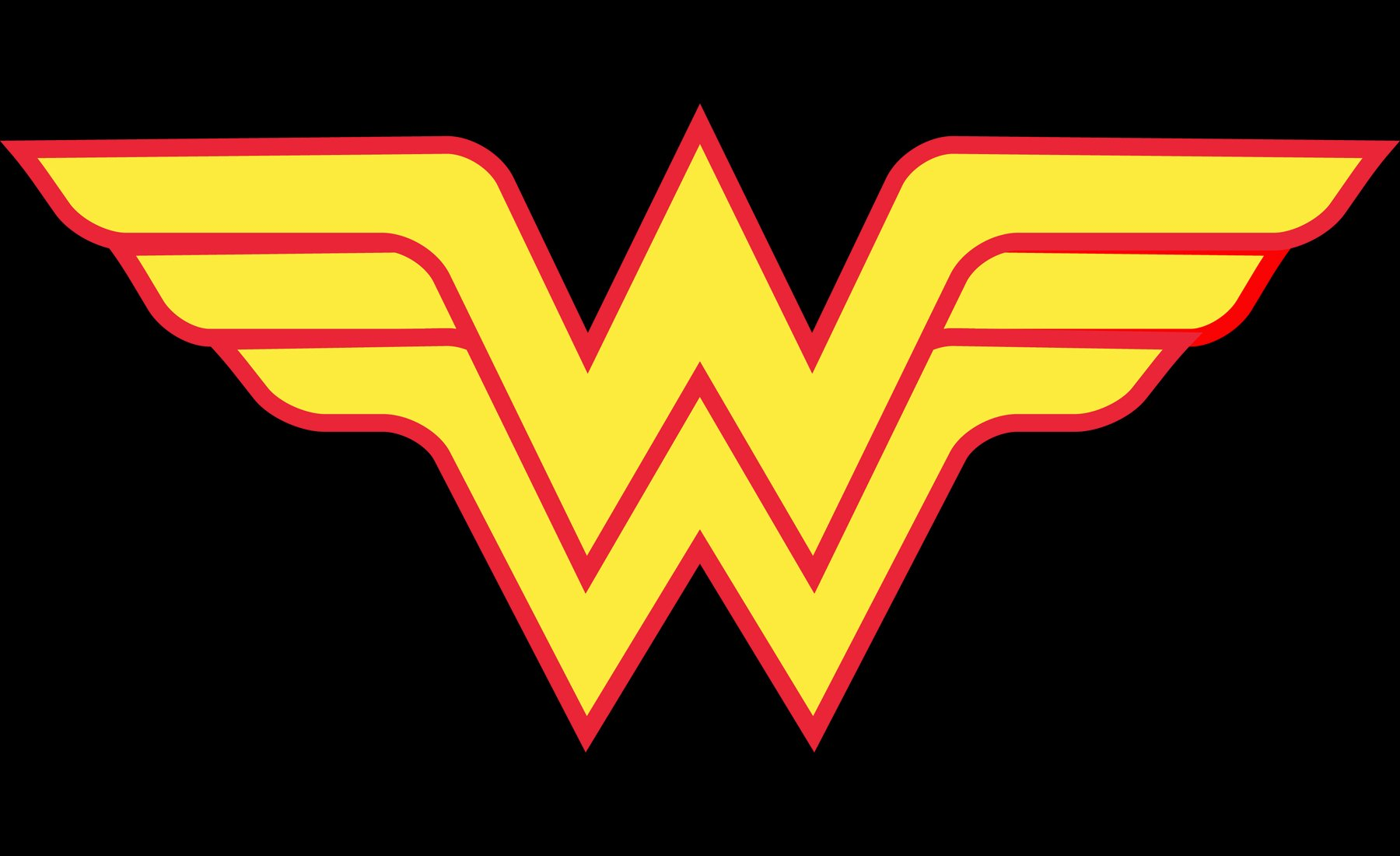 meaning wonder woman logo and symbol history and evolution