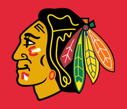 emblem Blackhawks