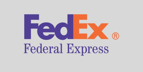 fedex logo meaning