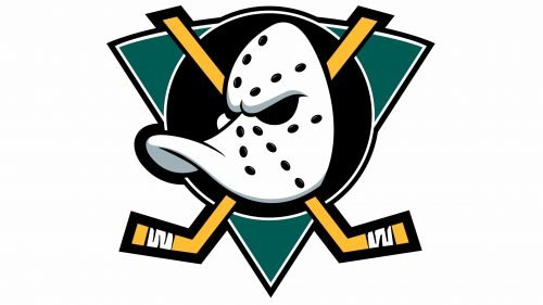 Anaheim Ducks Logo 1993