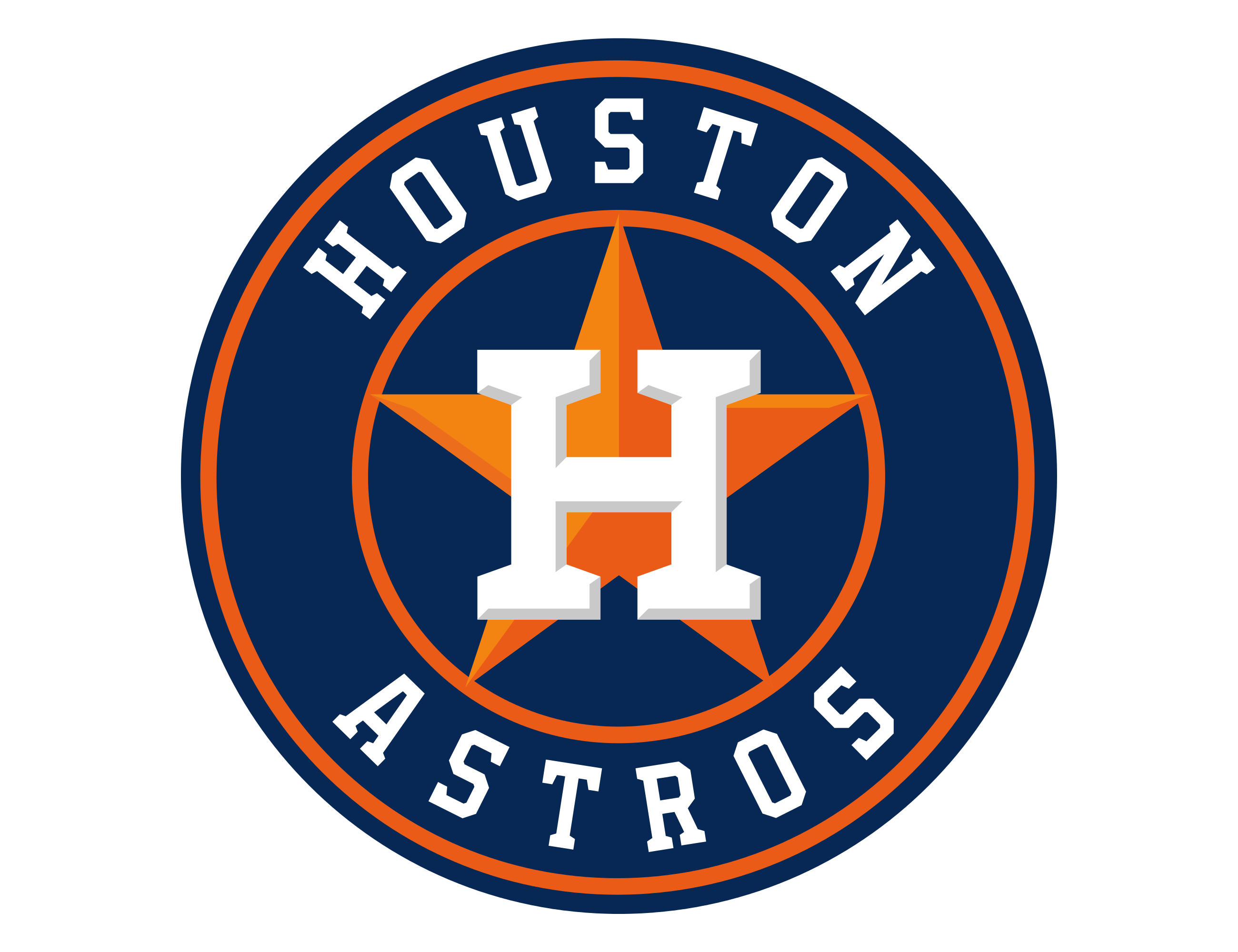 Houston astros logo astros symbol meaning history and evolution astros logo biocorpaavc Images