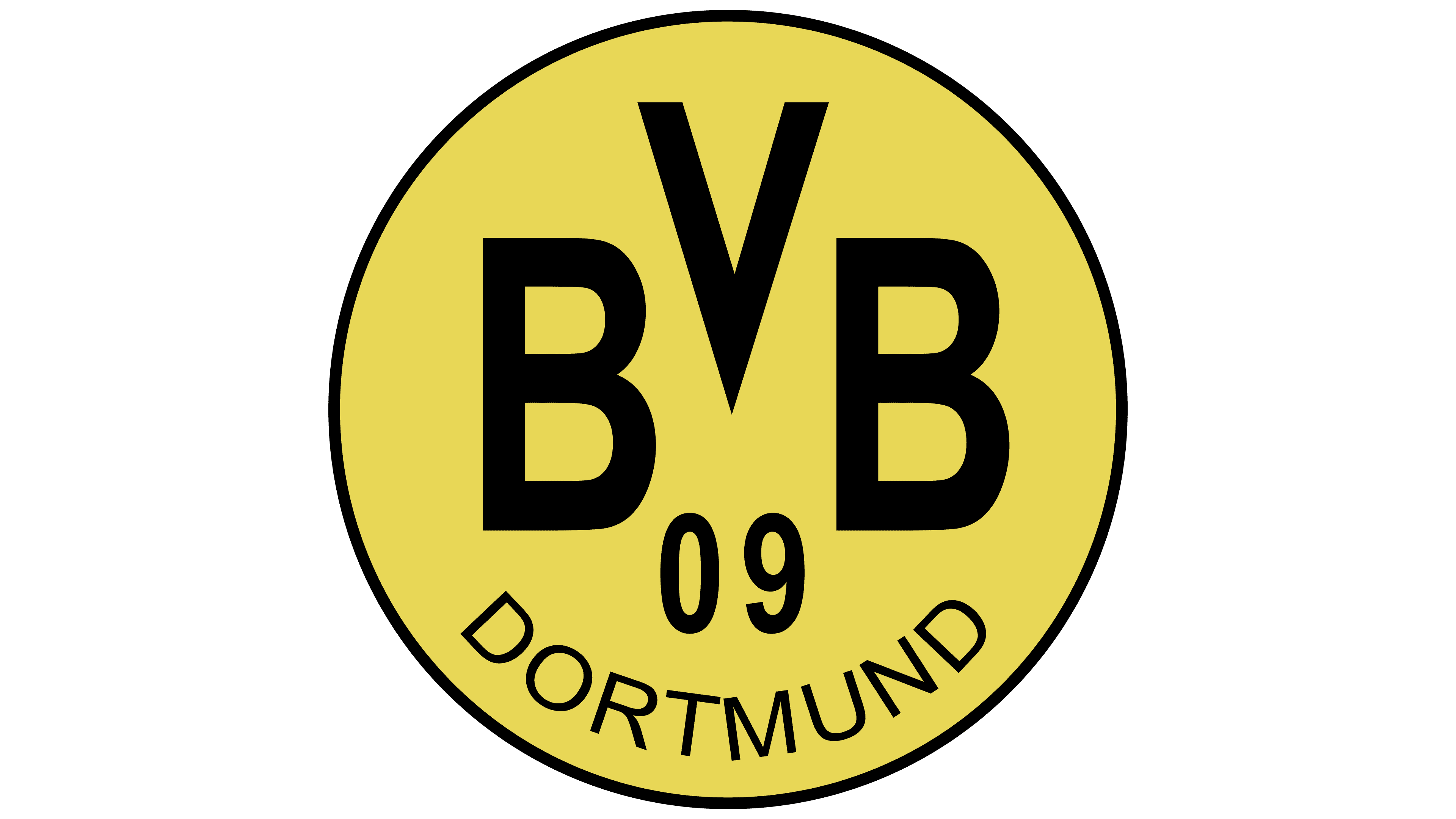 Borussia Dortmund Logo And Symbol Meaning History Png