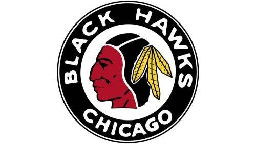 Blackhawks Logo 1937