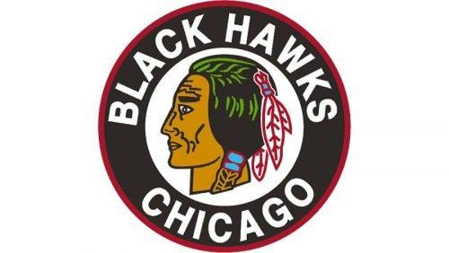Blackhawks Logo 1941