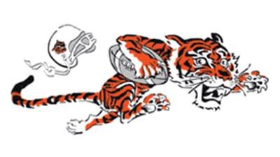 Cincinnati Bengals Logo 1967