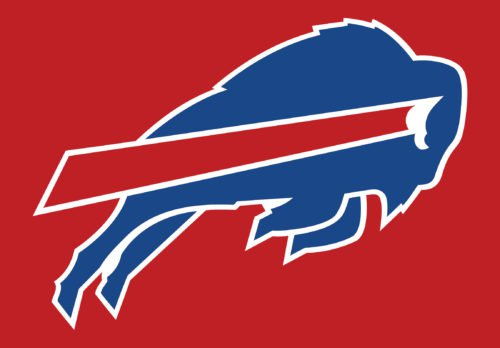 Color Buffalo Bills logo